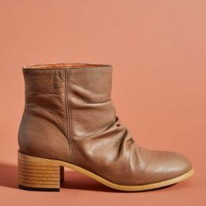 Anthropologie Maia Ankle Boots size 40/9